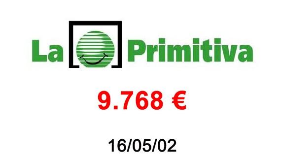 La Primitiva 9.768 €