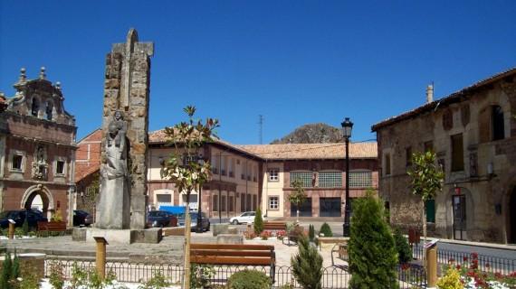 Jardines de la Plaza de la Cruz
