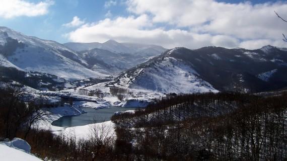 Pantano de Ruesga – Pico Almonga