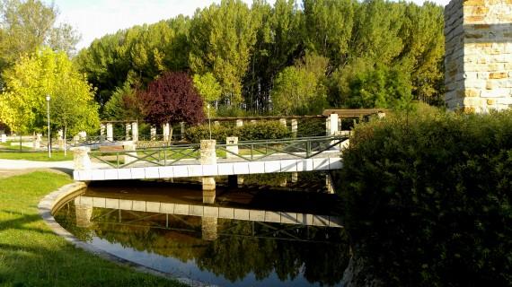 Parque acuático La Bárcena
