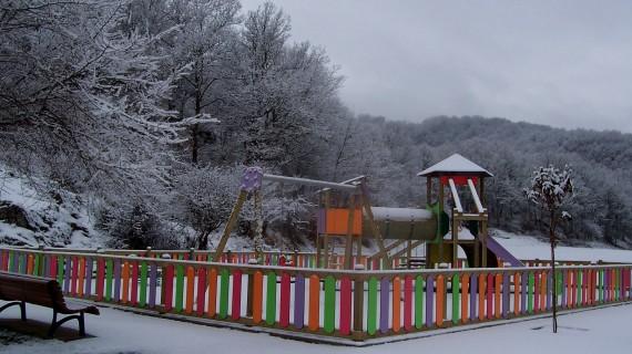 Parque infantil La Bárcena