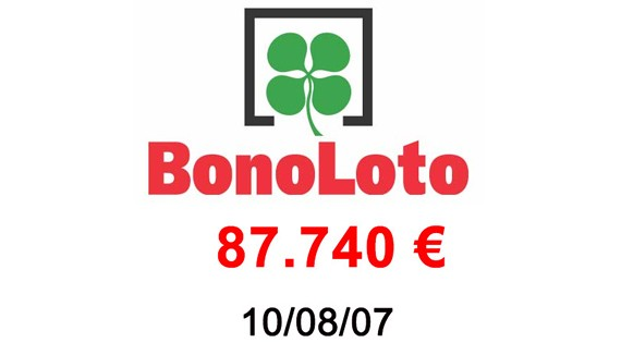 Bonoloto 87.740€